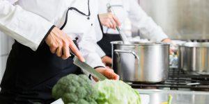 Stellenanzeige Küchenhilfe Gastro-Trösch Homburg